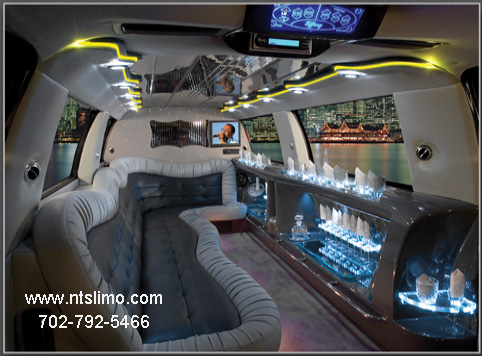 Party Bus Limo Las Vegas