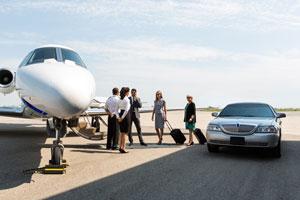 las vegas airport limousine service