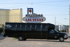 Las Vegas Limo Bus