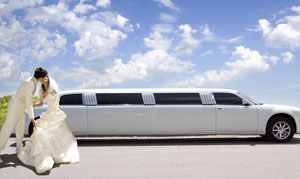 wedding limos vegas