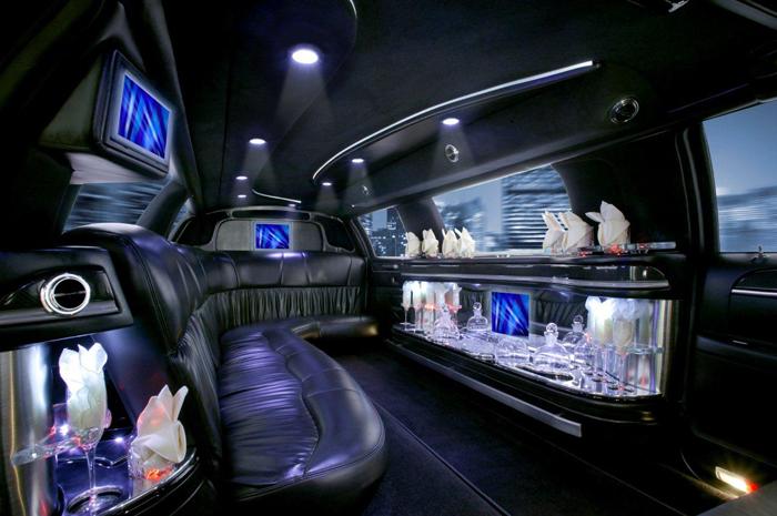 8 Passenger Limousine In Las Vegas Nts Limo Service Las Vegas