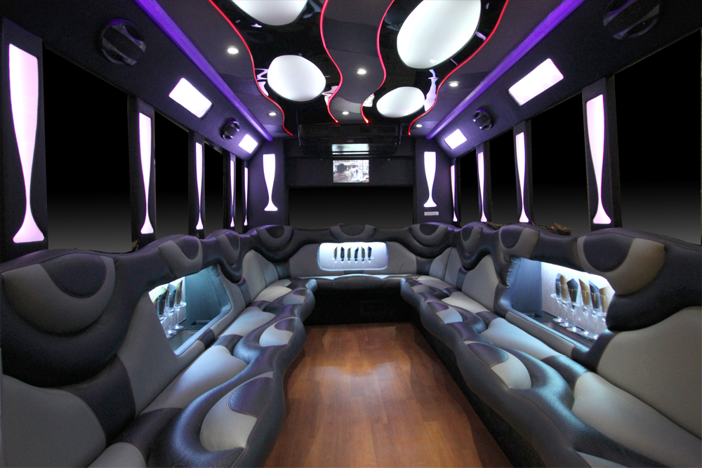 Party Bus Interior 1 0